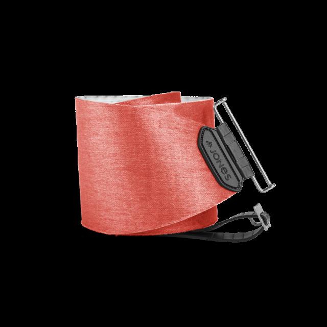 clip free stock Nomad pro splitboard skins. V clip tension