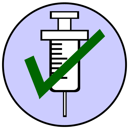 clipart black and white Faq is there a. Vaccine clipart