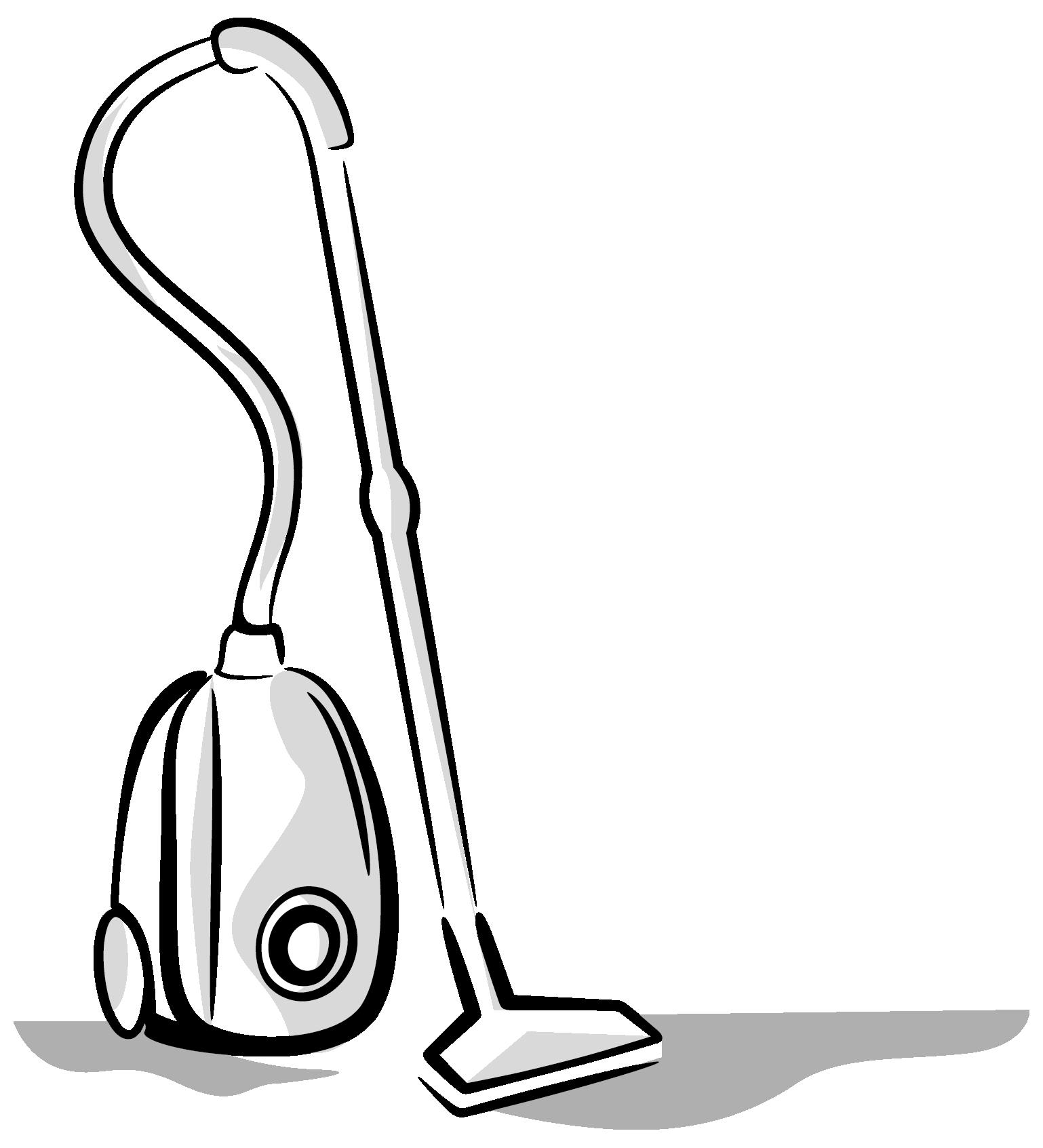 jpg free stock Vacuum Cleaner Drawing at GetDrawings