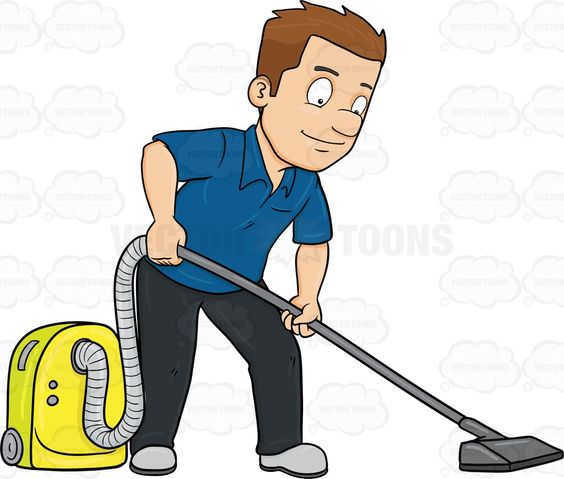 image library stock Vacuum cleaner free download. Vacuuming clipart