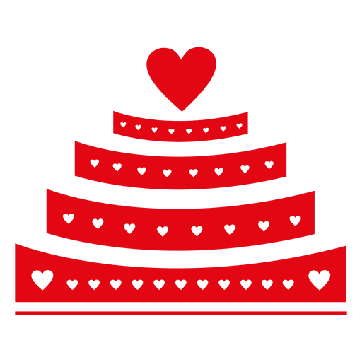 vector library stock Valentine vector. Cake transparent png svg