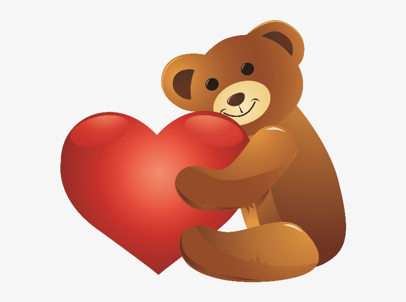 clipart library stock Teddy bears png pictureu. Valentine bear clipart