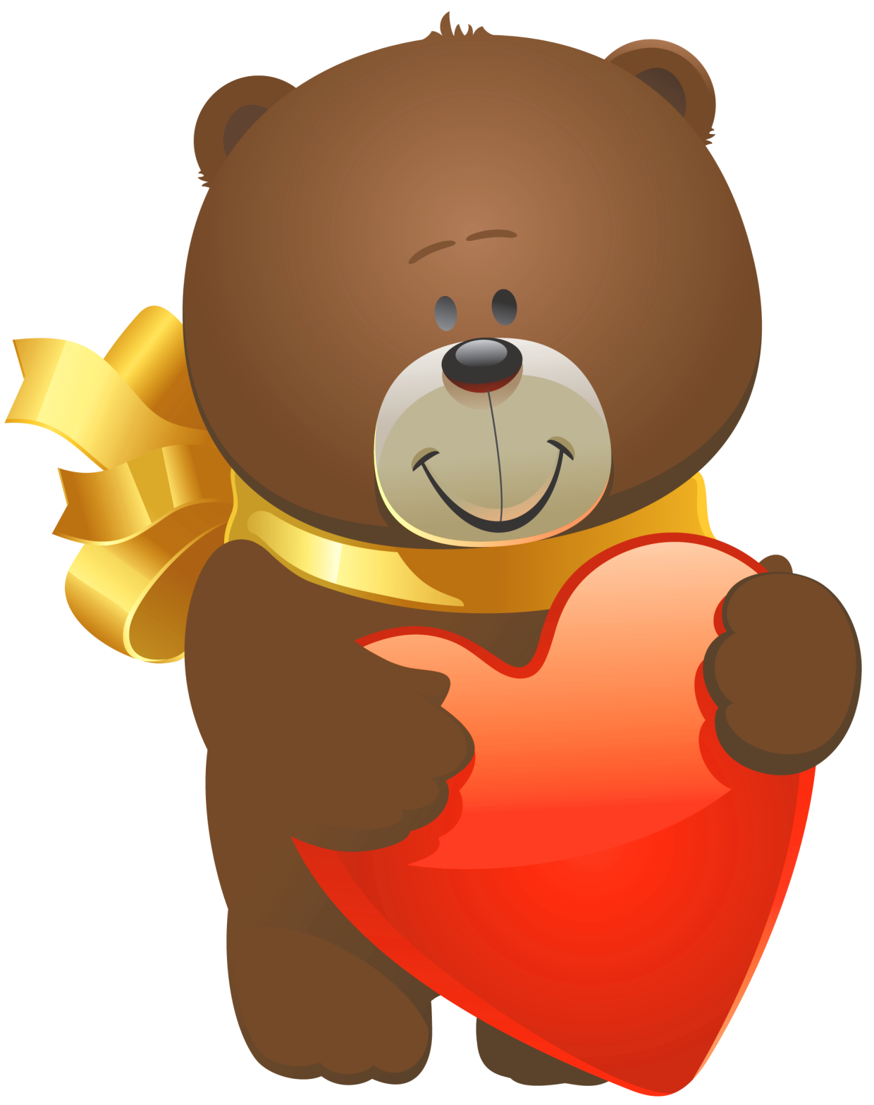 svg freeuse stock Valentine bear clipart. Teddy png gallery yopriceville