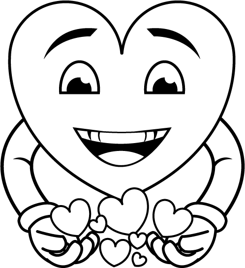 picture freeuse stock Valentine clipart black and white. Heart s day info