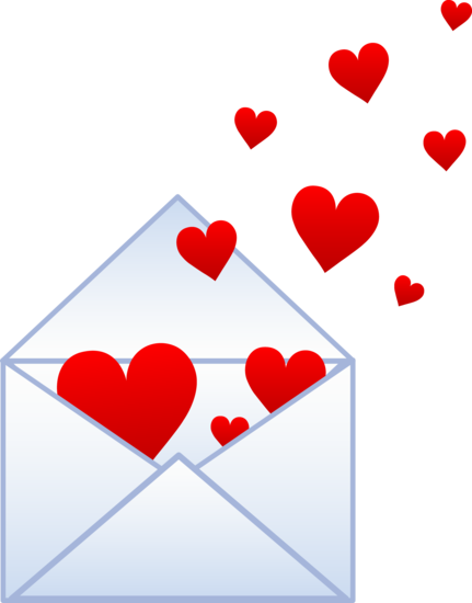 black and white stock Valentine clipart note. Keen aquarian s blogcast