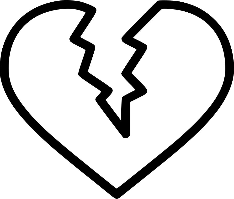 image library download Break up valentines day. Valentine drawing broken heart