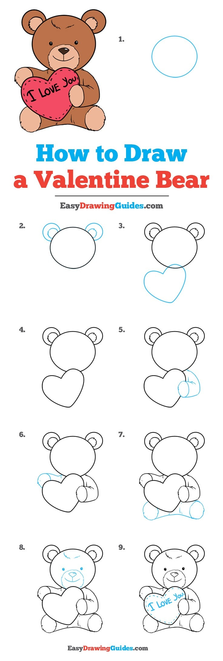 clip royalty free library How to draw a. Valentine drawing easy