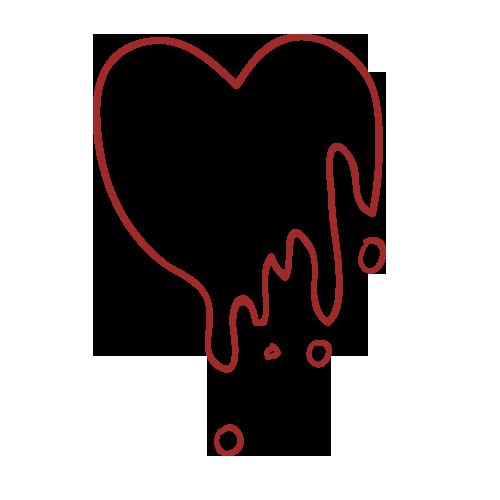 png freeuse stock Valentines day romance style. Valentine drawing graffiti
