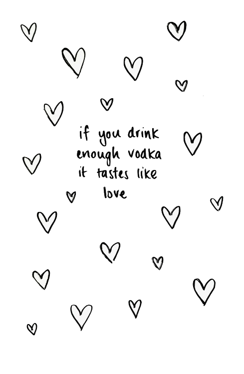 png black and white library Valentine drawing quote. Pin by r ka