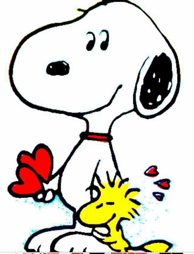 svg transparent download Valentine drawing snoopy. S charlie brown friends