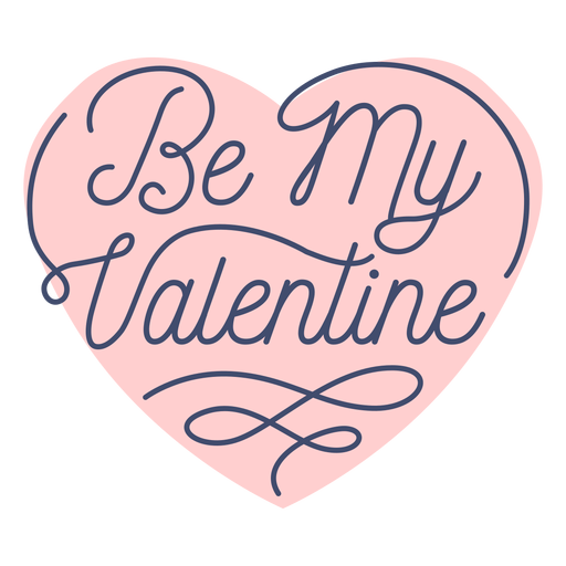 clipart freeuse download Be my sticker transparent. Valentine vector