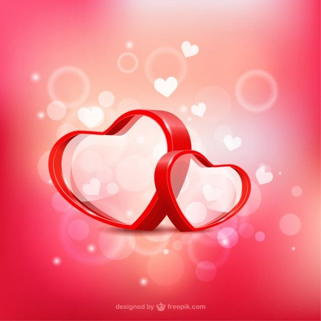 banner transparent stock Valentine vector background. Fun free valentines day