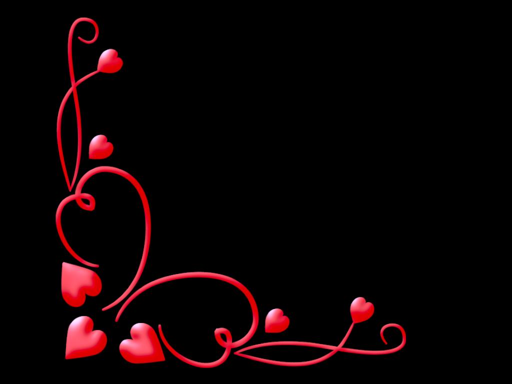 free Valentine vector border. Valentines day png download