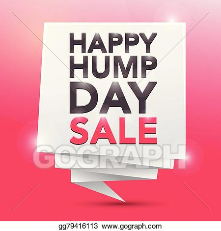clip art download Valentine vector hump day. Eps illustration happy sale