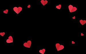 banner transparent download S day eps free. Valentine vector logo