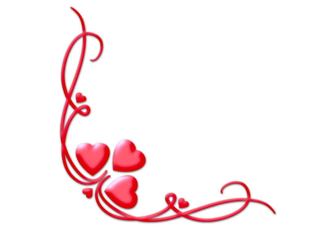clip freeuse stock  borders png for. Valentine vector wallpaper