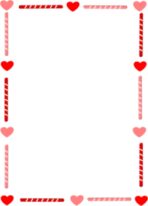 banner free download Valentines border clipart. Free valentine s cliparts