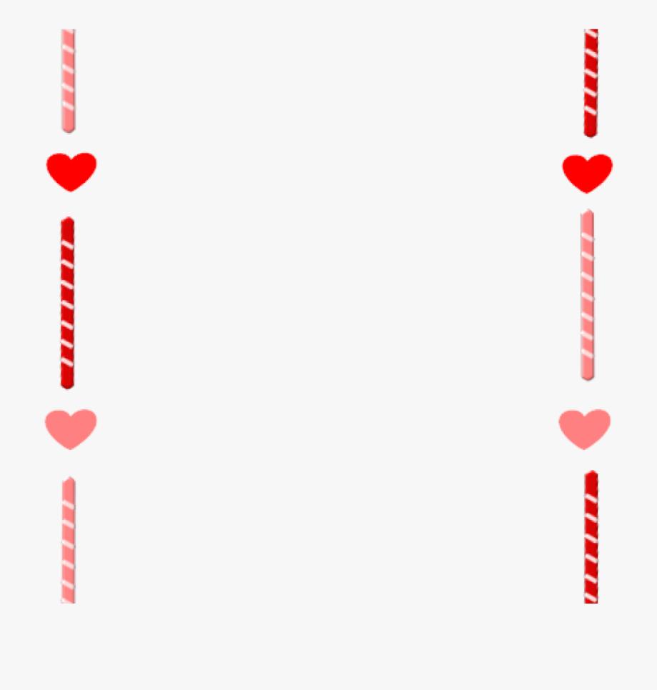 clip black and white download Borders clip art day. Valentines border clipart