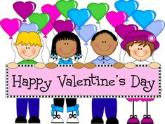 banner royalty free download Valentines day clipart for kids.  best valentine s