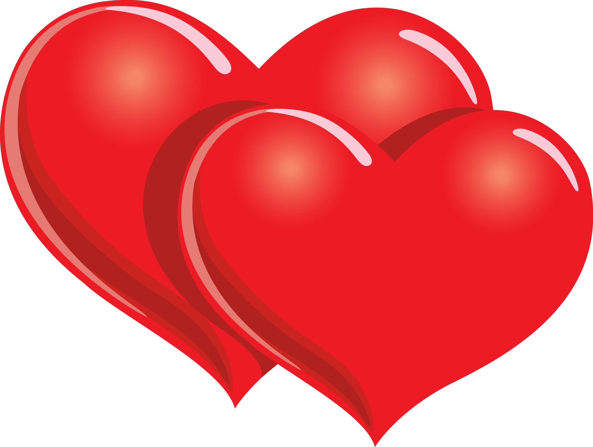 clip royalty free library Heart clipart at getdrawings. Valentine vector wallpaper