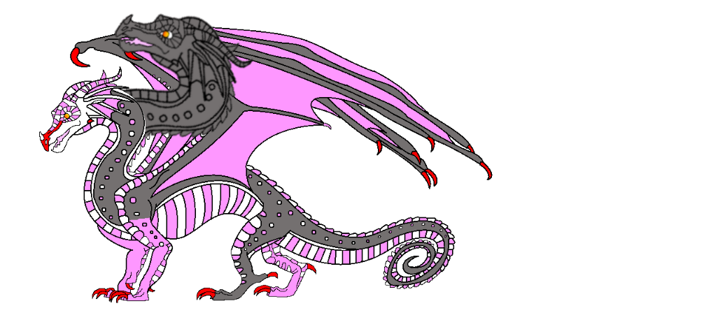 banner black and white stock Valkyrie drawing mythical. Mangle rainwing by valkyriefastwing