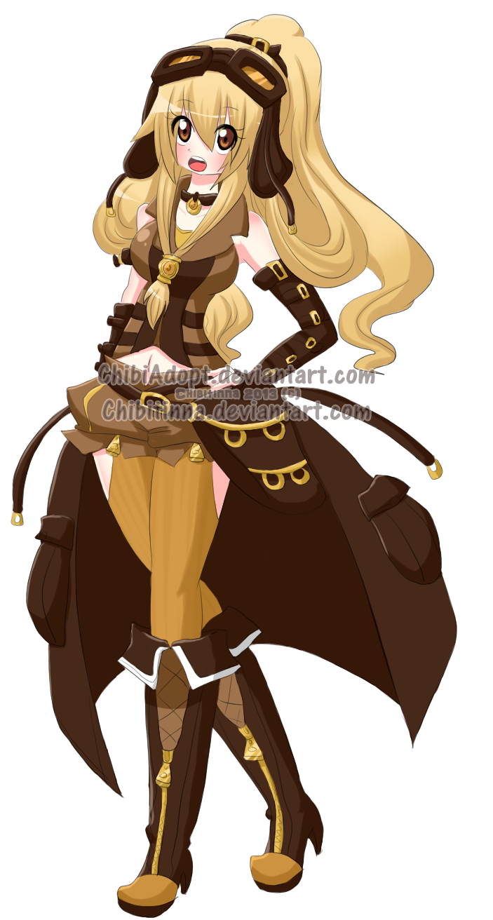 jpg transparent download Valkyrie drawing steampunk.  anime for free