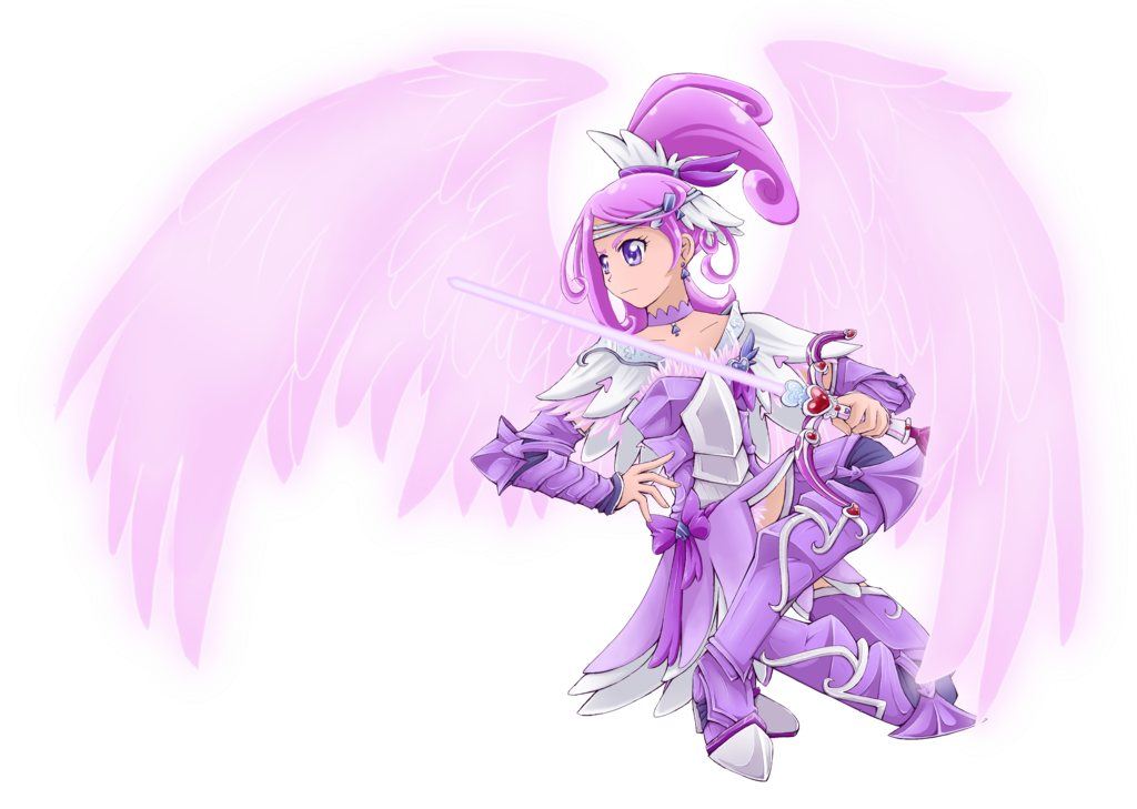clip freeuse download Valkyrie drawing sword. Cure by aijihi on
