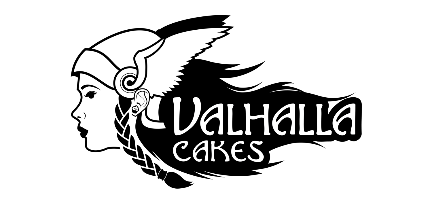 image free stock Cakes . Valkyrie drawing valhalla