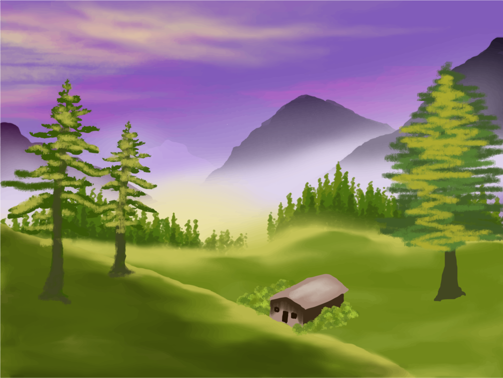 graphic library download Free hill valleys download. Valley clipart grassland.