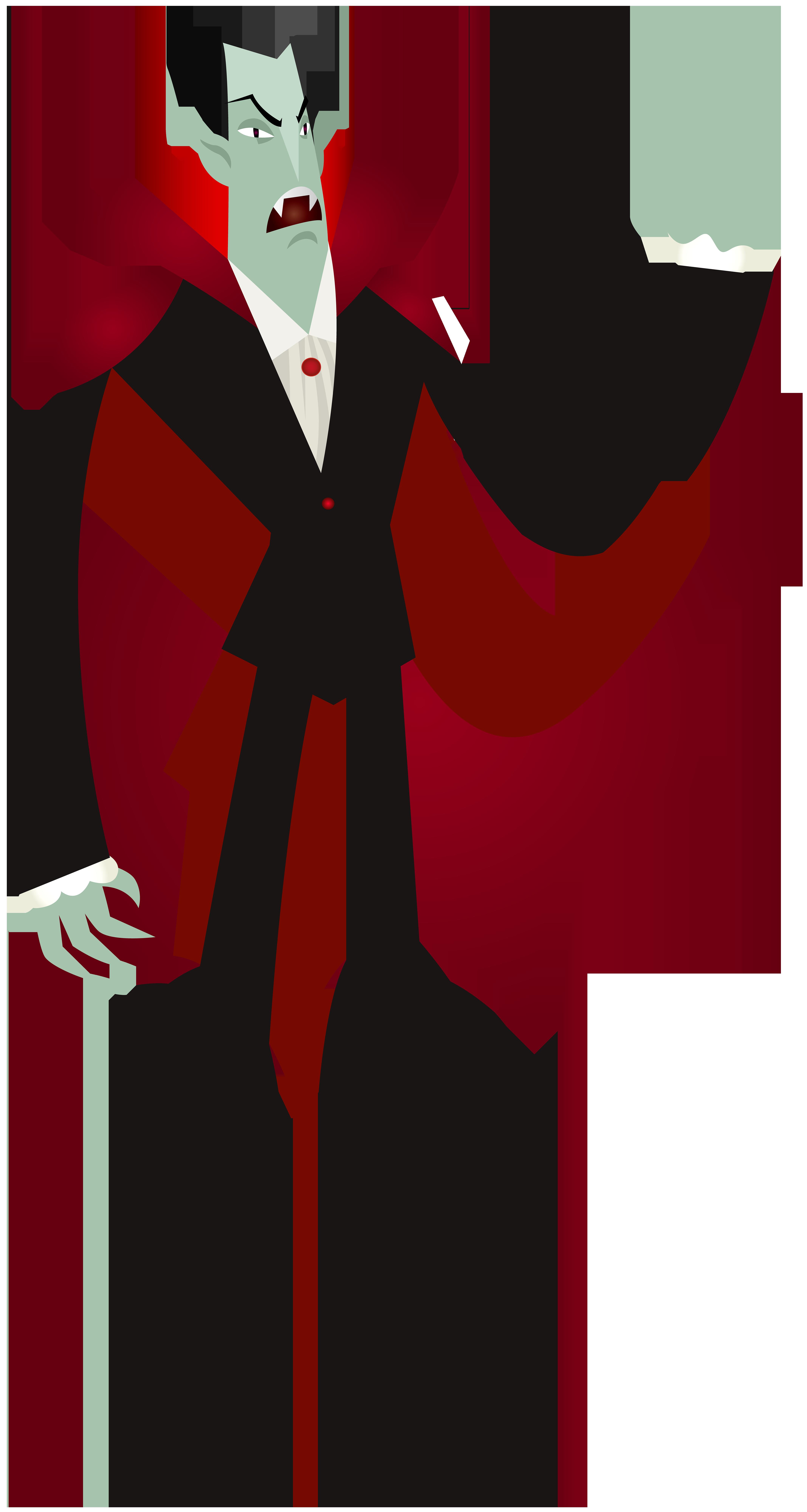 jpg royalty free library Vampire png clip art. Vampir clipart.
