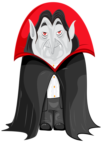 picture library stock Vampir clipart. Halloween vampire png image