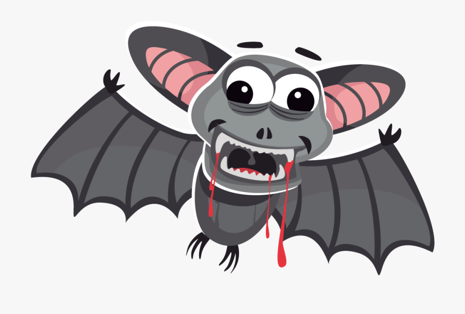 clip freeuse library Bat free to use. Vampir clipart animal fang