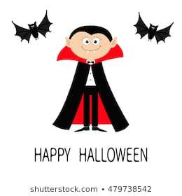 graphic royalty free Vampir clipart cute. Vampire portal