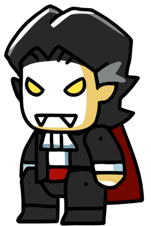 image stock Vampire scribblenauts wiki fandom. Vampir clipart immortal