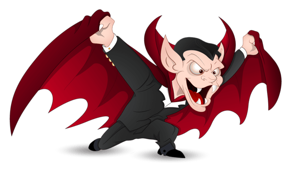 banner library stock Red vampire png stickpng. Vampir clipart transparent tumblr