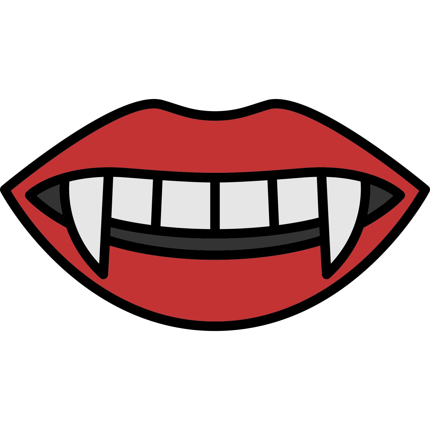 clip freeuse Vampire mouth art teeth. Vampires clip automotive wire