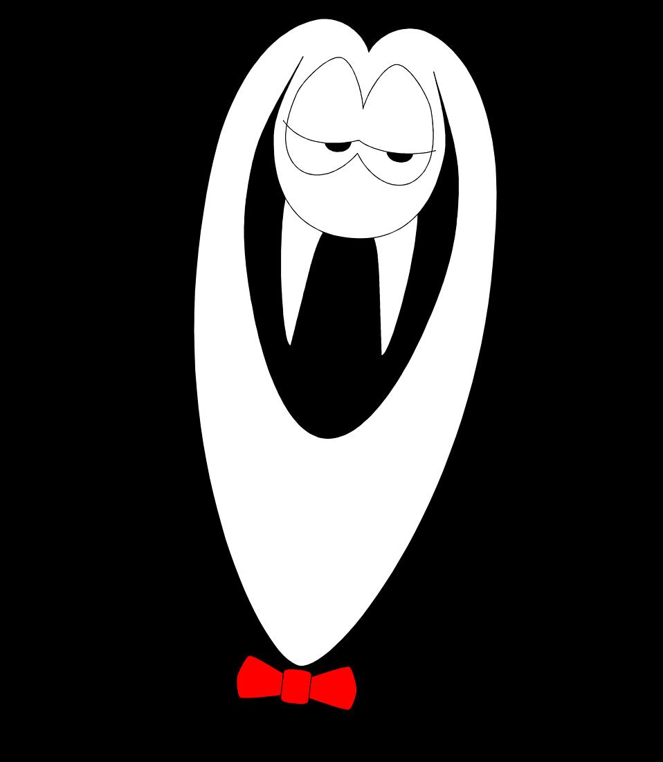 graphic black and white stock Vampire transparent background. Free stock photo illustration
