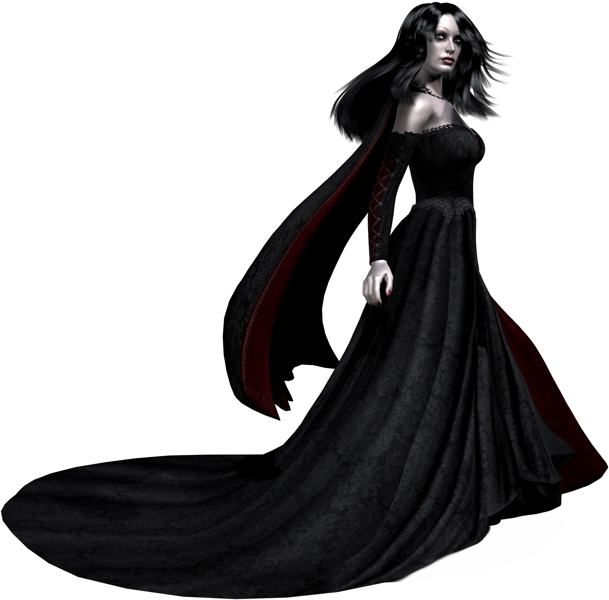 png Girl png images pluspng. Vampire transparent female