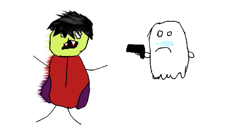 vector royalty free download Vampire transparent generic. Napstablook the slayer by