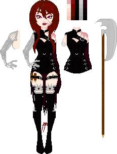 transparent download Hunter by peachy pixels. Vampire transparent pixel