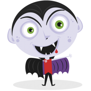 picture royalty free library Vampire transparent svg. Cut file for cutting
