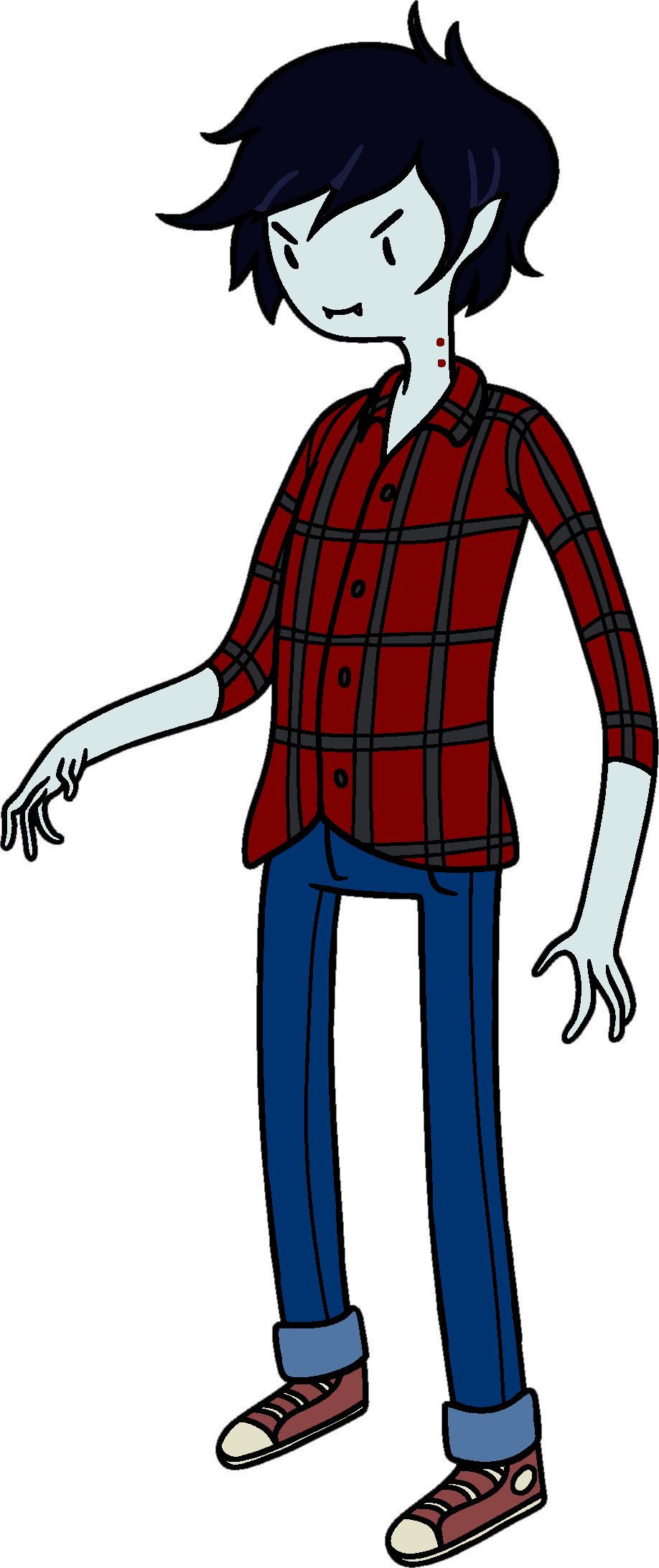 vector freeuse download Marshall lee adventure time. Vampires clip electrical line
