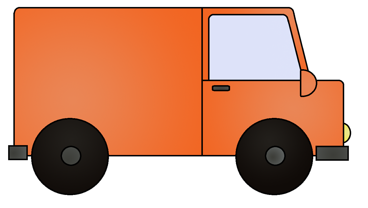 vector free library Free Camper Van Clip Art
