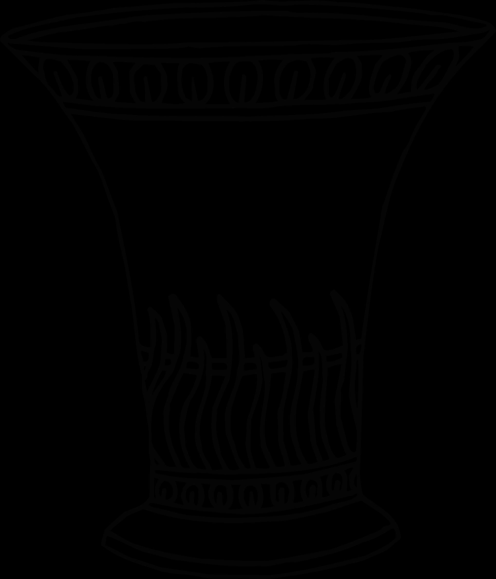 image transparent library Vase Drawing at GetDrawings