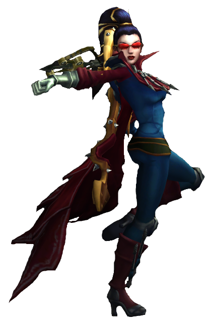graphic library stock Image render png league. Vayne transparent