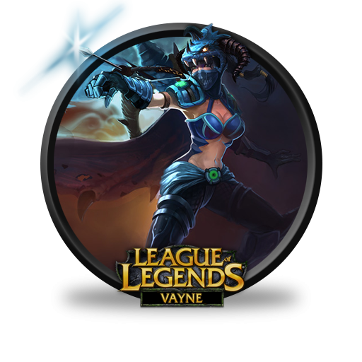 jpg library stock Vayne transparent dragonslayer. League of legends icon