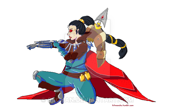 vector library download The pixel by sschan. Vayne transparent soul hunter