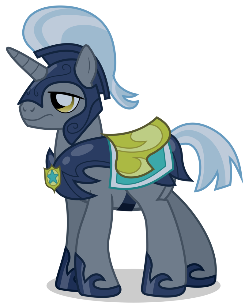 picture freeuse stock Vector 21 nite. Canterlot night guard by