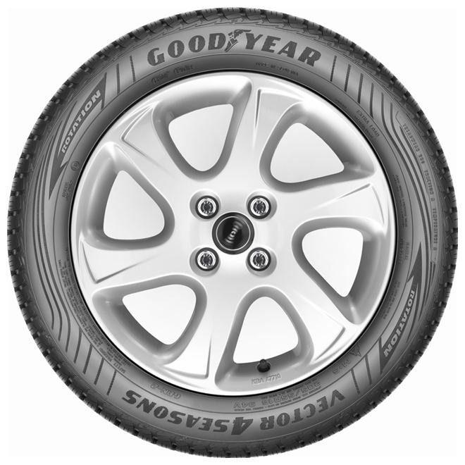 clipart free stock Vector 4 goodyear. Seasons tires