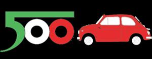 image free stock Vector 500. Fiat club italia logo